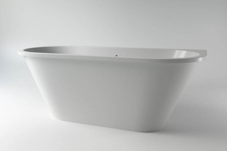 ванна Holbi Galatea белая